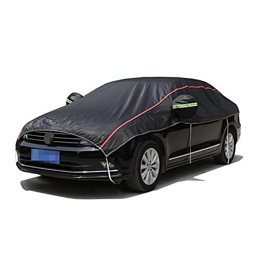 YXPDCZ Cubierta del Parabrisas de la Cubierta del Auto Protege la privacidad de los vehículos, espesando la Cubierta del Espejo de la Capucha del Coche a Prueba de Agua, Compatible con Toyota Raice