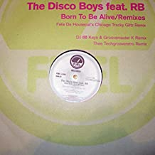 Born to be alive-Rmxes (2001, feat. RB [Roberto Blanco]) / Vinyl Maxi Single [Vinyl 12'']