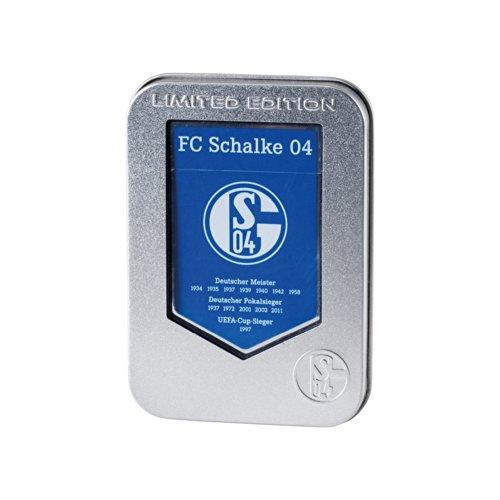 FC Schalke 04 Feuerzeug Wimpel