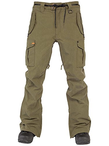 Herren Snowboard Hose L1 Regular Fit Cargo Pants