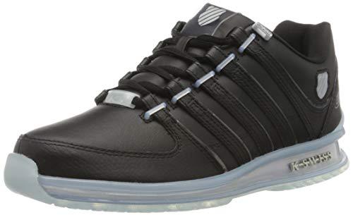 K-Swiss Mens Rinzler 15 Yrs-Black/Crystal Clear Sneaker