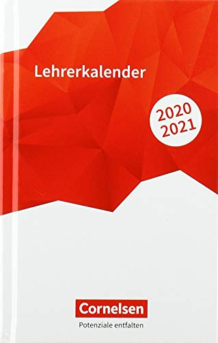Lehrerkalender - Ausgabe 2020/2021: Kalender im Taschenformat