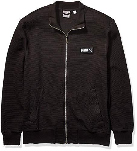 PUMA Men's Fusion Jacket, Black, M