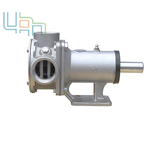Read About Ignar Boat Engine Flexible Impeller Pump for Kashiyama SP70 1300GPH