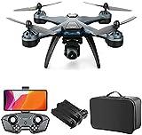 BD.Y Drone, 5G WiFi RC Drone Quadcopter GPS portátil FPV Drone GPS Drone con...