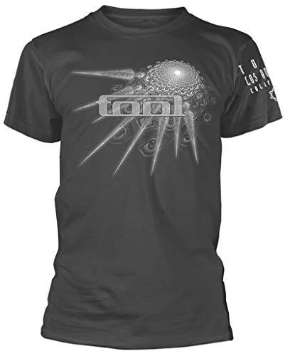 Tool 'Phurba' (Grau) T-Shirt (medium)