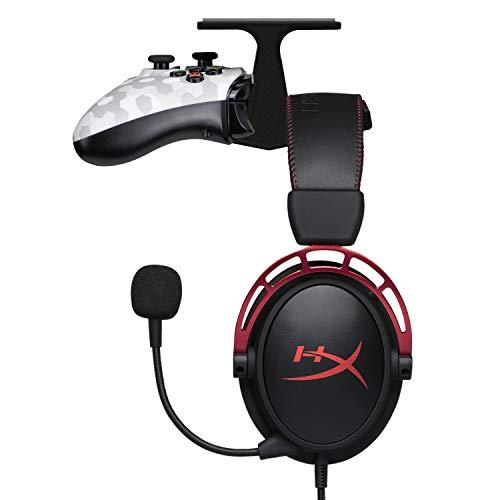 Brainwavz The Gorgon – Halterung für Gamepad und Kopfhörer, für Xbox, PS4, PS5, Dualshock, Series One, Steelseries, PC und die meisten Gaming-Headsets, schraubenloser...