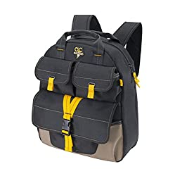 CLC Technicians Backpack with USB charging dock battery