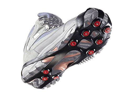 Schuhspikes Schuh Gr. 36-40 Spikes Schuh Eis Schnee Winter Krallen Glatteiskrallen Schuhe