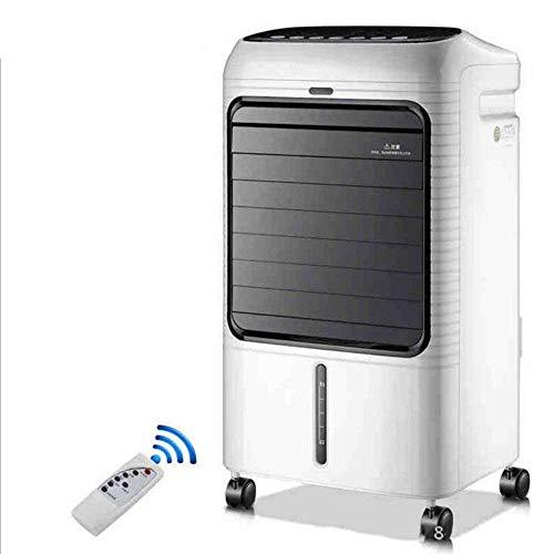 Portable Air Conditioner, Fan Air Cooler Silent Portable air Conditioner for Rooms with 65W White Remote Control (Color : Remote Control)