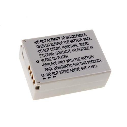 POWERY Batteria per Canon PowerShot G12
