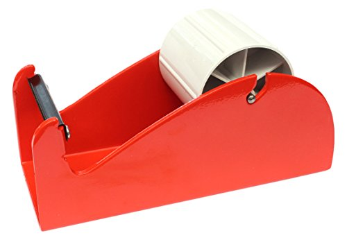 BONUS Eurotech 3AX00.00.0075/000 Manueller Tischabroller BD75, 1 seitigen Klebebänder mit maximalen Breite von 75 mm, Metall