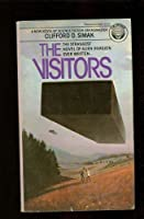 The Visitors 0345283872 Book Cover