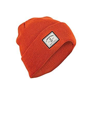 Nitro Snowboards Rare Breed Hat Gorro de Punto, Rojo (Bombay Bombay), One Size (Tamaño del Fabricante: OS) para Hombre