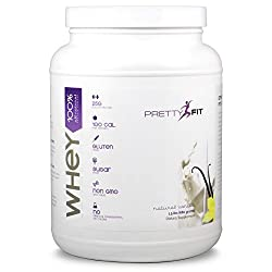PrettyFit All-Natural Whey