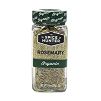 Spice Hunter Rosemary Organic 06-Ounce Unit (Pack of 6)