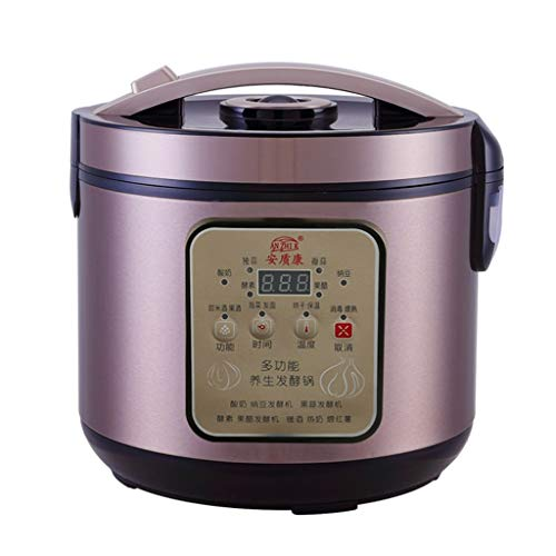Review Yogurt machine commercial 6L large capacity automatic rice wine sweet wine natto household sm...