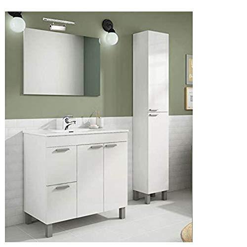 Mueble de Baño con Lavabo de PMMA (NO clásica cerámica) 80 x...