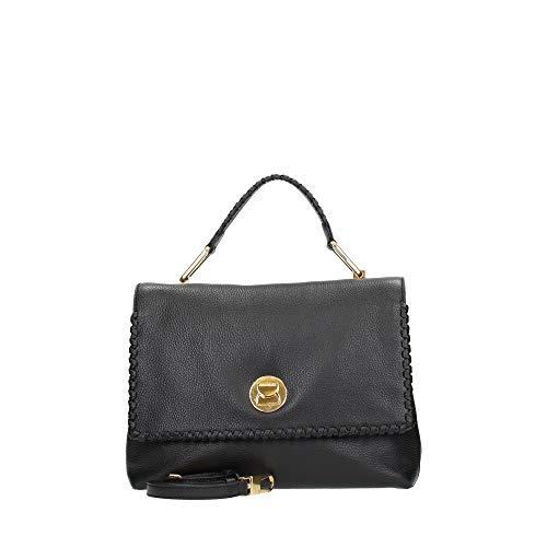 Coccinelle Liya Infilatura Handtasche schwarz