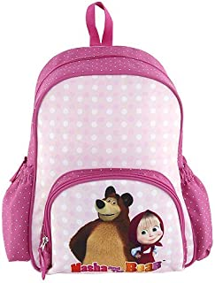 Target Kinder Bag Masha and The Bear 17640 マルチカラー