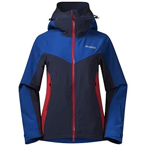 Bergans Oppdal Insulated Veste de sports d'hiver pour femme - Multicolore - X-Small