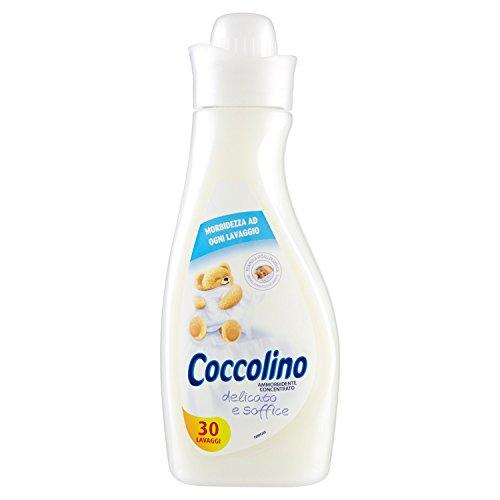 Coccolino Weichspüler Konzentrat, Delikat und Soffice - 750 ml Parent