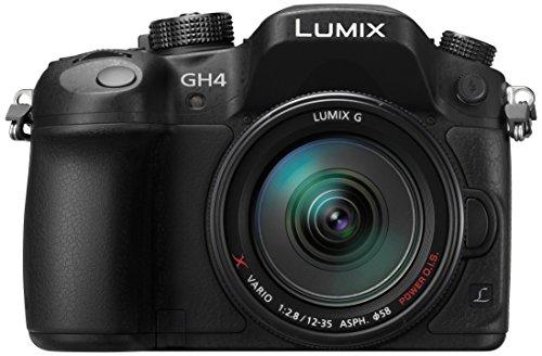 Panasonic Lumix GH412–35/2.8Lumix G X Vario Power OIS ASPH Digitalkameras 17.2Mpix