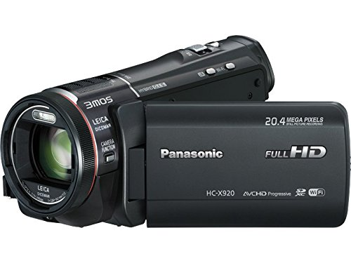 Panasonic HC-X920 3D Ready HD 3MOS...