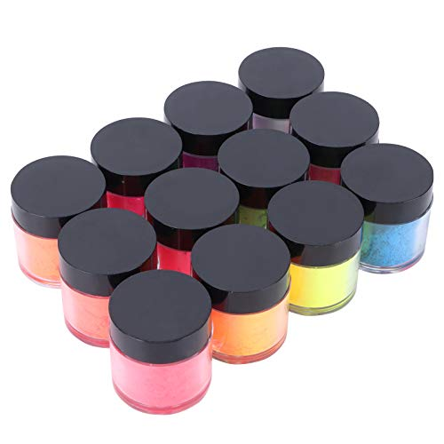 Decoration Fluorescent Powder, high temperature resistance Fluorescent Powder, eco‑friendly for home beautiful makeup look for professional use