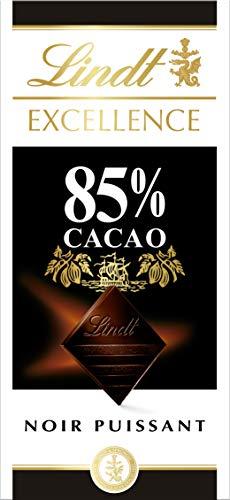 Lindt Excellence Noir 85 % de Cacao - 100 g