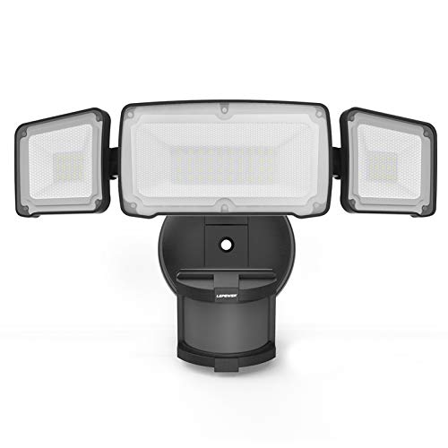 LEPOWER 35W LED Security Lights Motion Sensor...