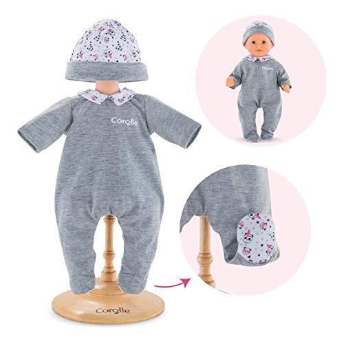Corolle Mon Premier Poupon 12' Panda Party Pajamas Toy Baby Doll