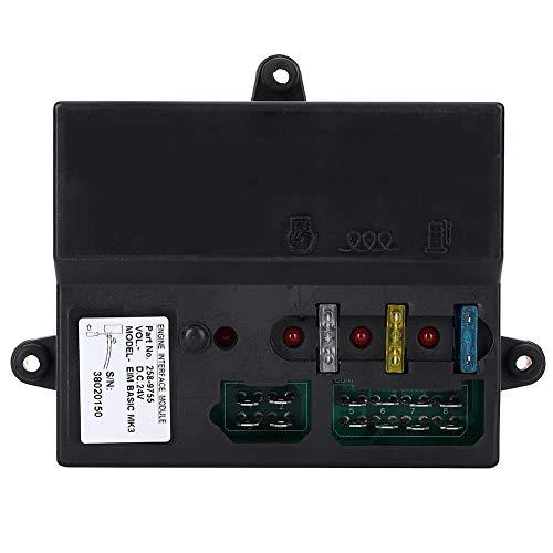 24-V-DC-Teileschnittstellenmodul, stabiles Motorschnittstellenmodul, schnelle Steuerung für die Datenverarbeitungsgenerator-Drehzahlregelkarte