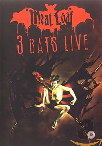 Meat Loaf - 3 Bats Live [DVD]