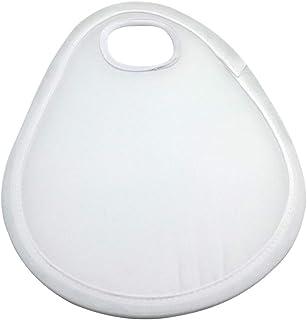 موزع إضاءة للعدسات الفوتوغرافية القابل للطي عالميًا عاكس أبيض الفلاش إكسسوارات الكاميرا مع حقيبة حمل (30 سم)