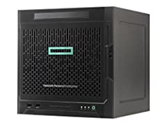 The HPE ProLiant MicroServer Gen10 can be configured with ClearOS Software from HPE The HPE ProLiant MicroServer Gen10 is available with easy access to hard drives, memory, and PCIe slots for simple installation or upgrade. HPE ProLiant MicroServer G...