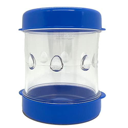 The Negg Boiled Egg Peeler - Blue
