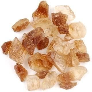 Brown Rock Crystals Sugar, 10 Lb Bag
