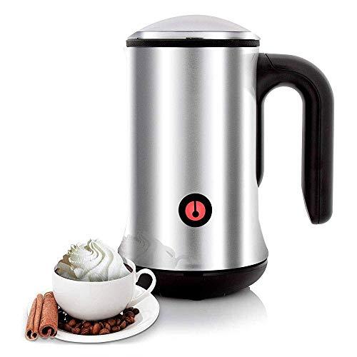 YFGQBCP 2 en 1 eléctrico Leche vaporizador, función automática de Vapor de la Leche con Agua Caliente y fría de la Leche for café Capuchino y Macchiato