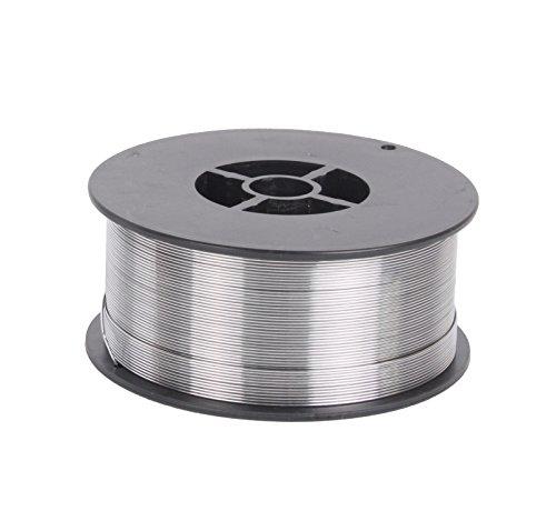 WELDINGER Edelstahl-Schweißdraht V2A 0,8mm 1,0kg (MIG/MAG Schweißzubehör)