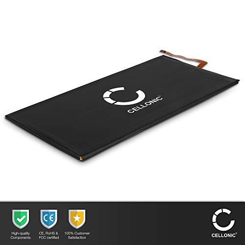CELLONIC® Premium Akku kompatibel mit Huawei Mediapad M1 8.0 / T1 8.0/10 Link+ (4650mAh) HB3080G1EBC Ersatzakku Batterie Tabletakku - 5