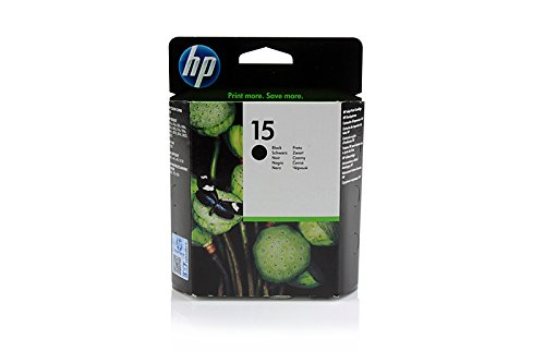 Ink cartridge Original HP 1x Black C6615DE / Nr 15 XXL for HP DeskJet 845 C