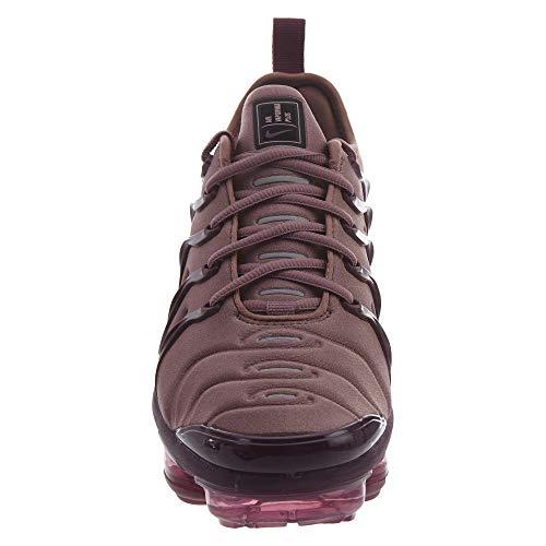 Nike W Air Vapormax Plus, Zapatillas de Gimnasia Mujer, Gris (Phantom/Crimson Tint/Total Orange/Black 005), 42.5 EU