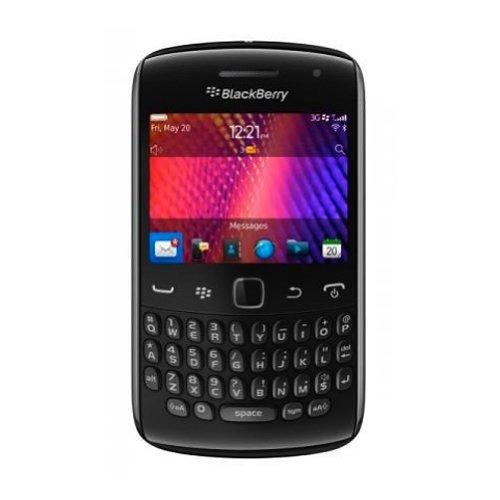BlackBerry BT-RIM-B936QB Curve 9360 3G Smartphone (6,2 cm (2,4 Zoll) Display, 5 Megapixel Kamera, QWERTY, microSD, GPS) schwarz