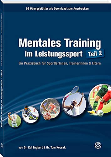 Mentales Training im Leistungssport – Teil 2: Ein Praxisbuch für SportlerInnen, TrainerInnen & Eltern