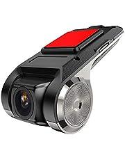 1080P 150 Gradi Dash Cam Videocamera DVR per Auto Videoregistratore WiFi ADAS G-Sensor Camera Nero