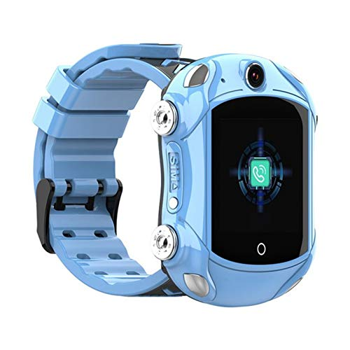 Reloj Inteligente con GPS,Smart Watch con Monitores De Actividad, Función De Reconocimiento Facial Videollamada HD Pulsera Inteligente para Android E iOS Cumpleaños, Regalos De Año Nuevo,BU