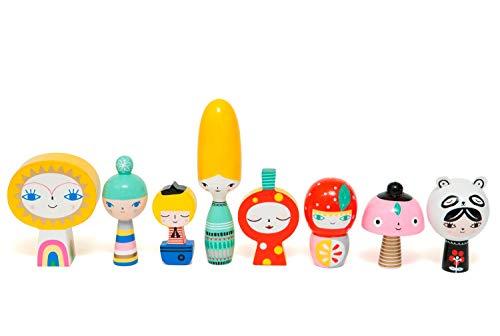 Nacimiento Infantil Figuras de Madera