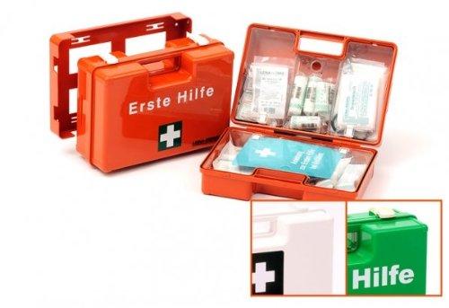 *Erste Hilfe Koffer ÖNORM Z 1020, Typ 2 gefüllt*