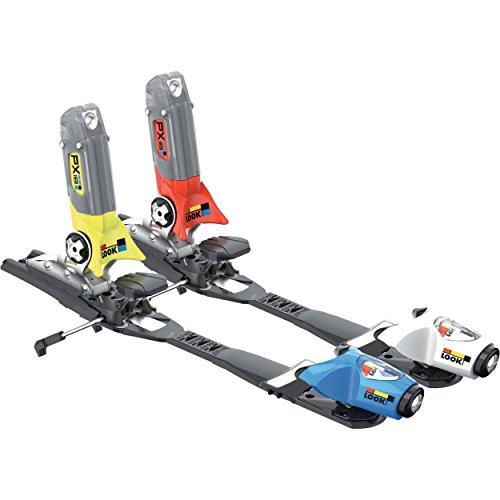 LOOK - Fixations De Ski Px 18 WC Rockerflex Mondr.ltd - Mixte - Taille Unique - Gris
